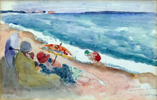 Творчество Анри Лебаска (The Art of Henri Lebasque) (236 работ) (2 часть)
