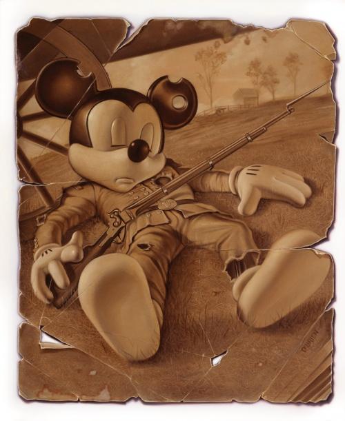 Иллюстрации Tim O'Brien (182 работ)