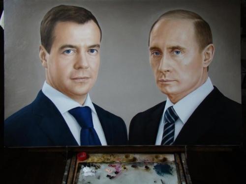 Художник Олег Булгаков (29 работ)