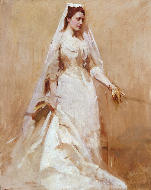 Американский художник Abbott Handerson Thayer (1849 –1921) (100 работ)