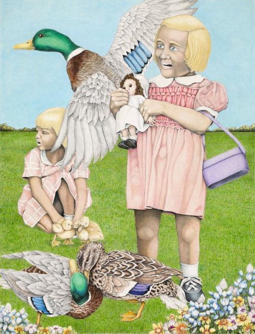 Рисунки Win Wallace (69 работ)