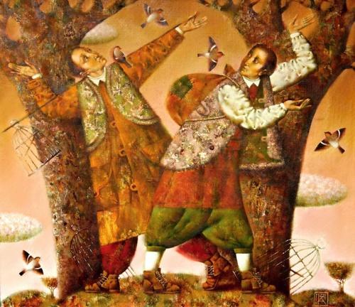 Коллекция работ художницы Ирины Котовой (44 работ)
