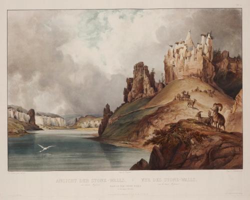 Karl Bodmer (фр. Charles Bodmer) (1809 - 1893) (8 работ) (7 часть)