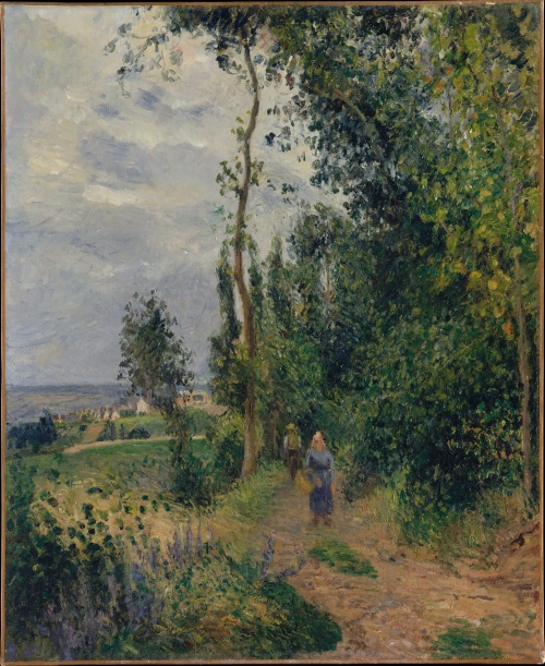 The Art of Camille Pissarro (160 работ) (4 часть)