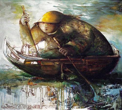 Львовский художник Игорь Горин (159 работ)