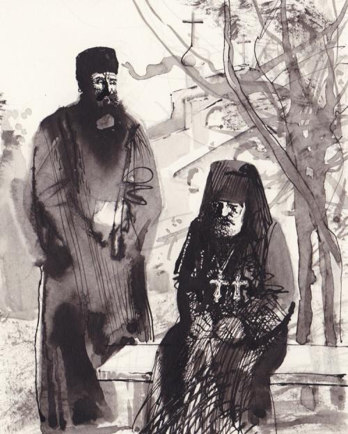 Иллюстрации Виктор Пономаренко (103 работ)