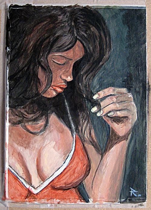 Фентези и пин-ап творчество художника Пьерлуиджи Аббонданза (Pierluigi Abbondanza) (79 работ)