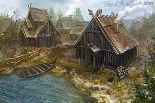 Работы Павла Спицына (Zander) (97 работ)