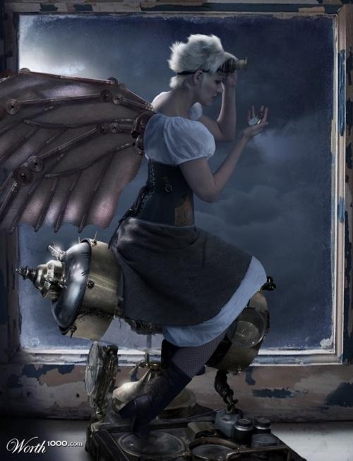 Волшебные феи от Worth1000 (47 фото)