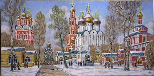 Художник Анатолий Соловьёв (54 работ)
