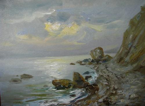 Художник Виталий Спасенов (36 работ)