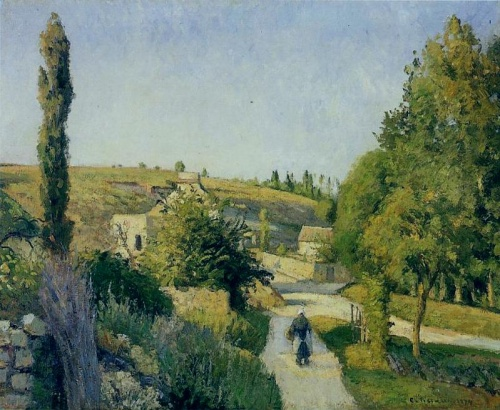 The Art of Camille Pissarro (190 работ) (2 часть)