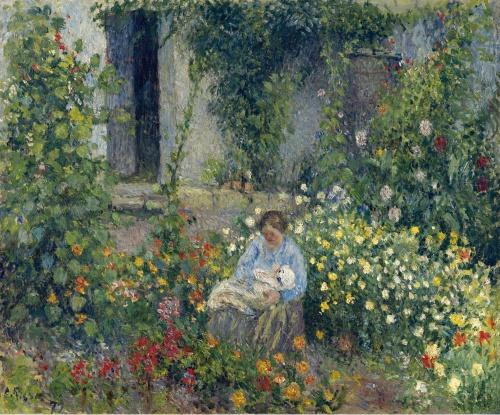 The Art of Camille Pissarro (190 работ) (2 часть)
