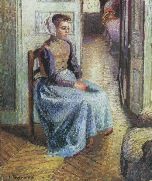 The Art of Camille Pissarro (132 работ) (6 часть)