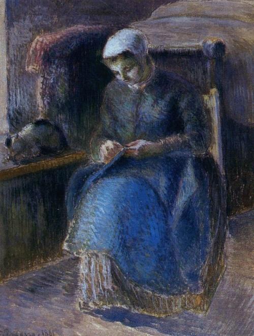 The Art of Camille Pissarro (132 работ) (6 часть)