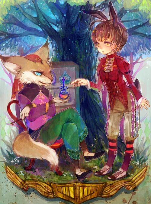 Pixiv art by Sono (80 работ)