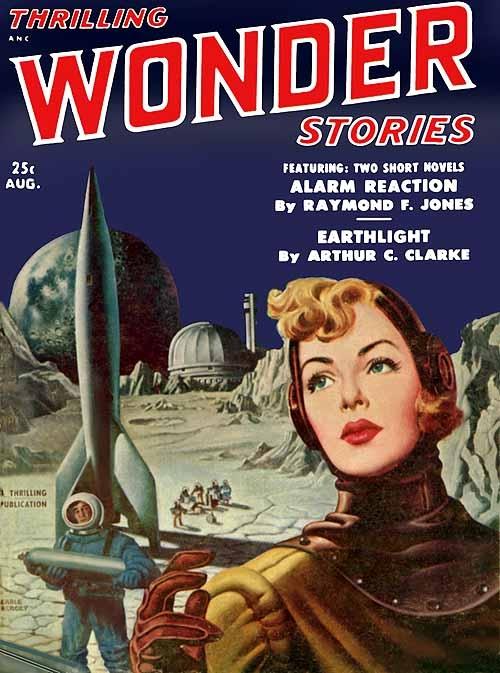 Movie poster artist 50s sci fi