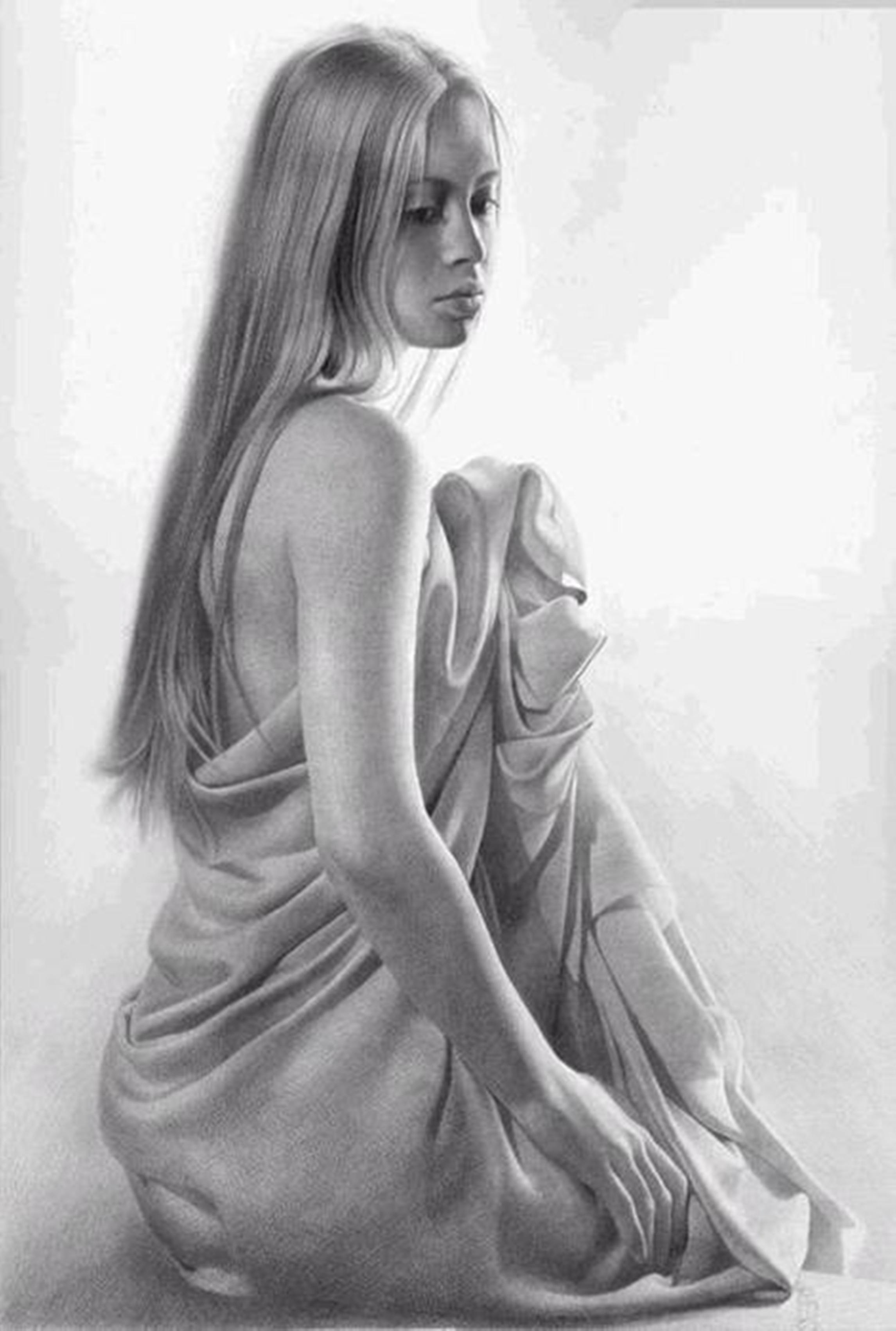 Рисунки на голой девочке 10 фотография