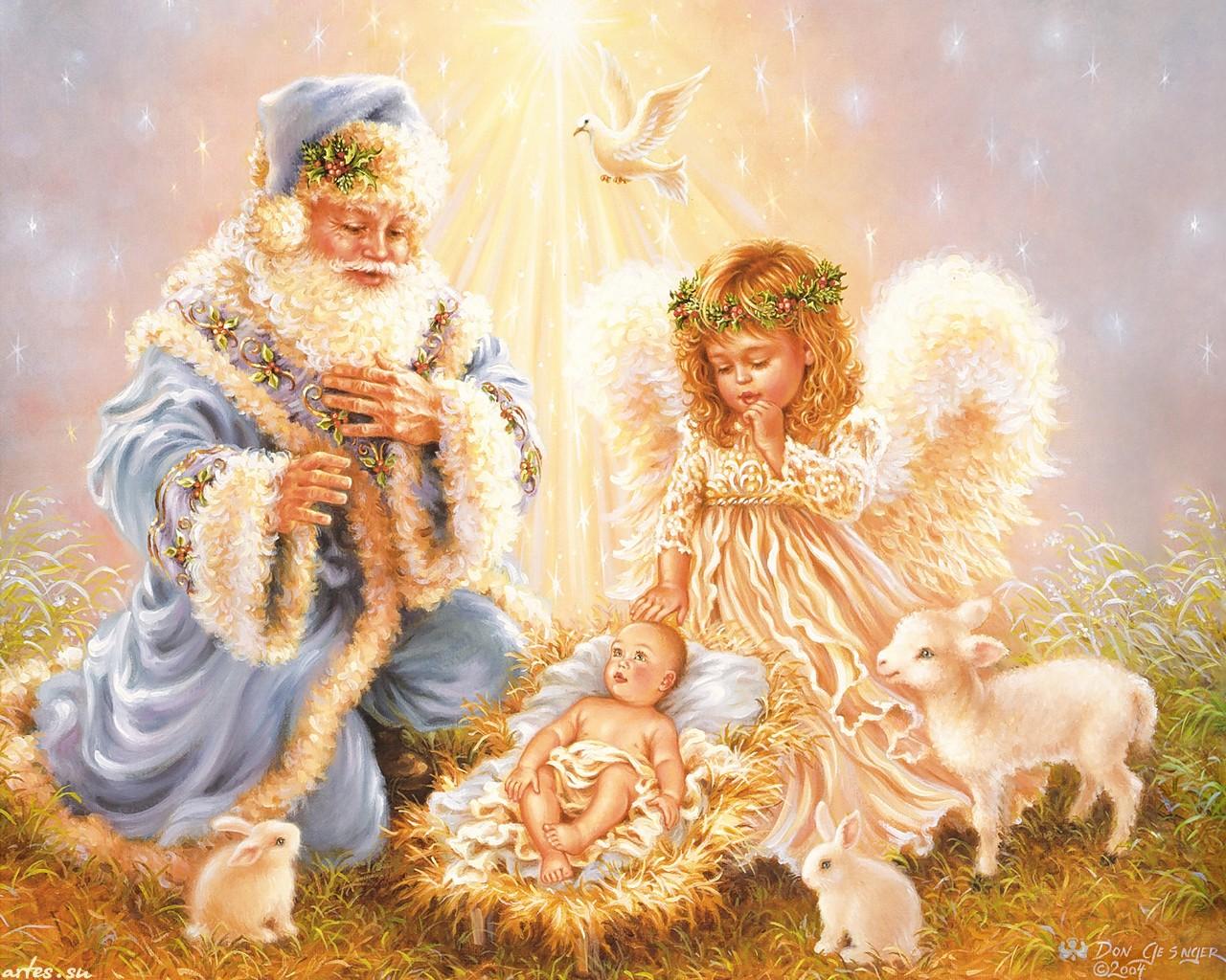 новогодний ангел картинки гиф шоссе