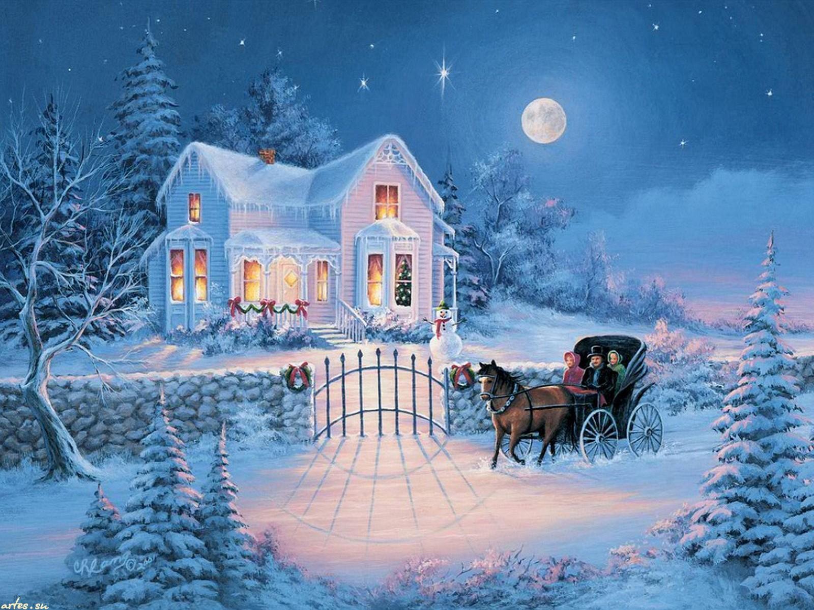 Old fashioned christmas carols 47