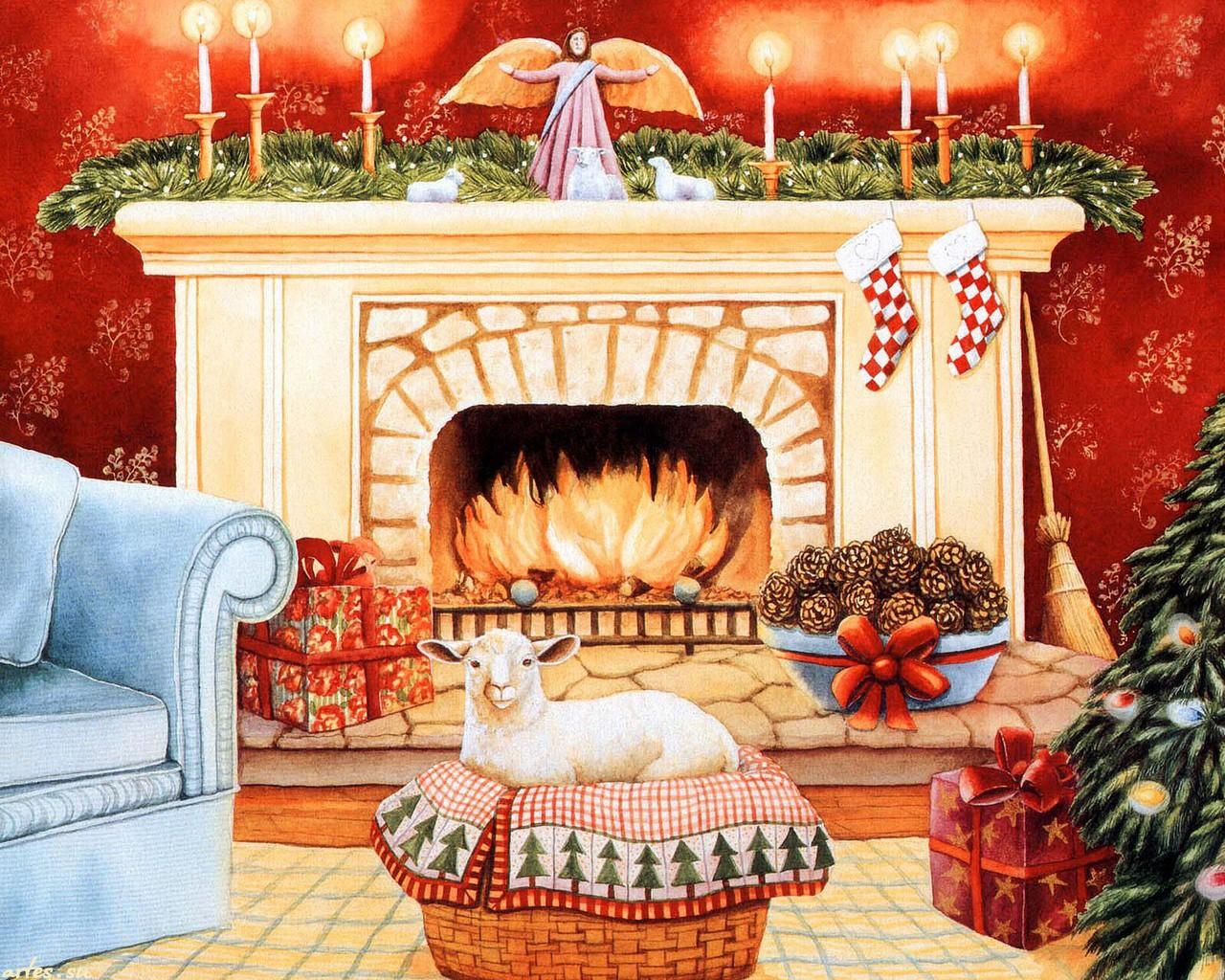 Картинки рождественский