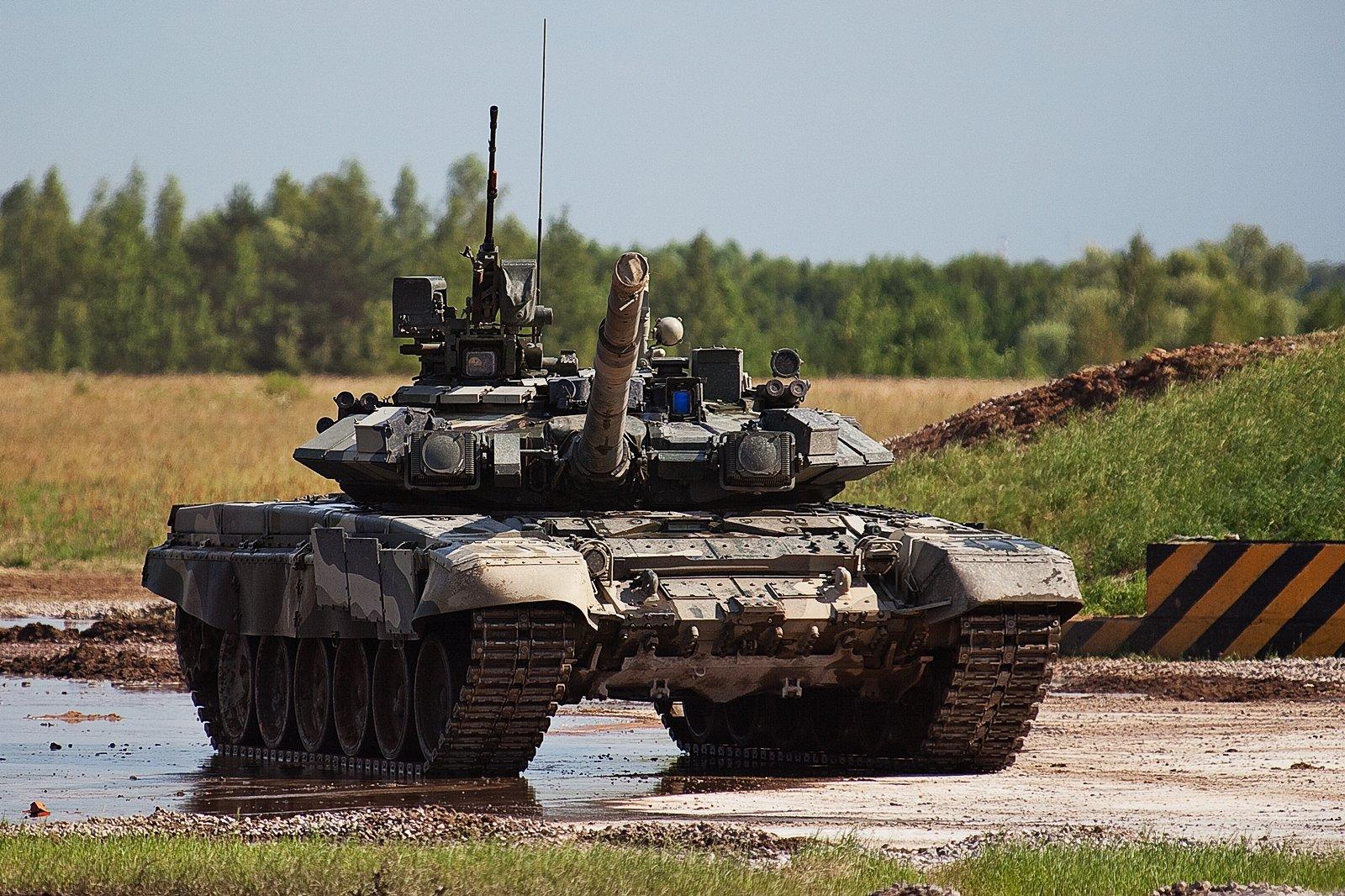 Фото всех русских танков
