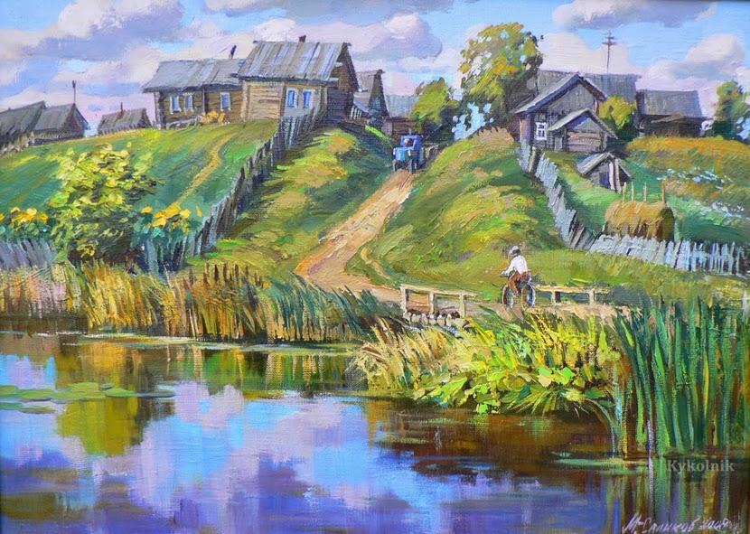 рекомендуется куплю картину деревенский пейзаж для интерьера этого следует, что