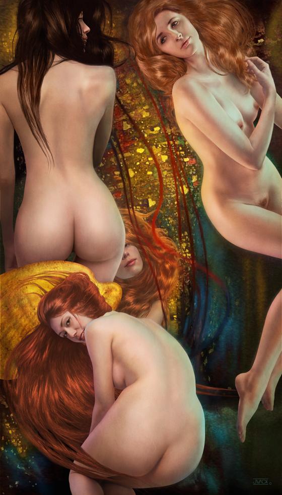 Lesbian swirl fest 5