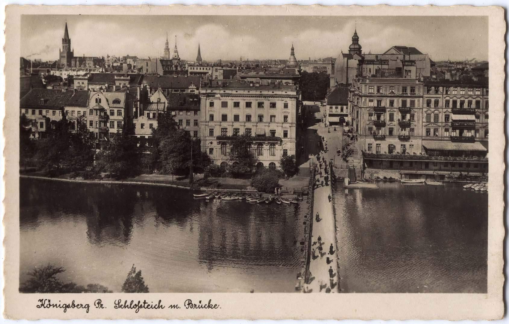 """Кёнигсберг. город, которого нет (98фото) """" невседома - жизн."""