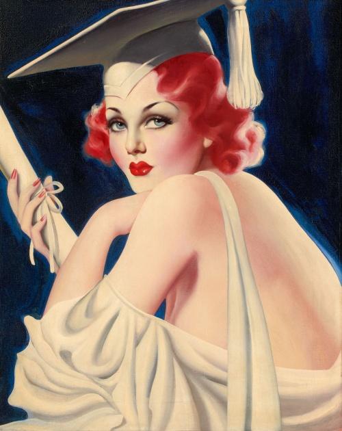 Художник-иллюстратор Earl Kulp Bergey (111 работ)