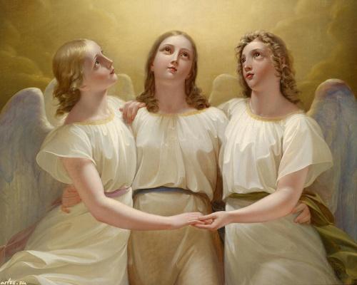 Поборка картин с Ангелами (109 работ)