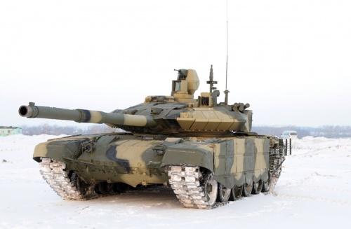 Основной боевой танк Т-90АМ (66 фото)