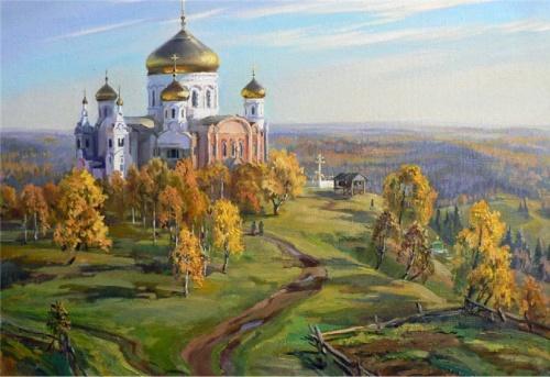 Художник Любовь Малышева (26 работ)