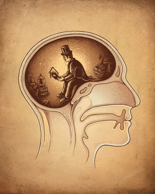 Креативные иллюстрации Энкеля Дика (38 работ)
