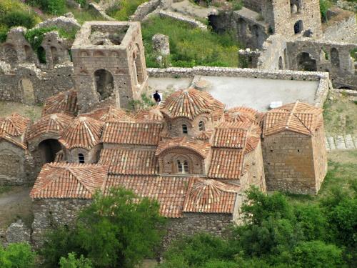 Фото экскурсия - Мистра (Греция) (45 фото) (1 часть)