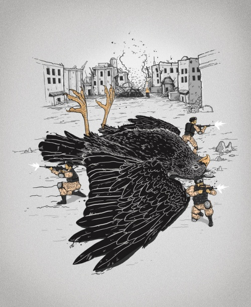 Иллюстратор Madcobra (27 работ)