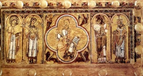 Средневековое искусство | X-XIVe | Moyen Age Le Monde Roman (128 работ)