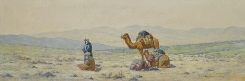 Русский живописец Рихард-Карл Карлович Зоммер (1866 — 1939) (74 работ)