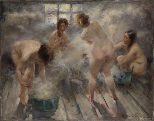 Русский живописец Тихов Виталий Гаврилович (1876 - 1939) (25 работ)