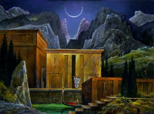 Волшебные сюжеты Michel Barthelemy (42 работ)