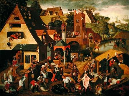 Веселые ярмарки Питера Балтена (20 работ)