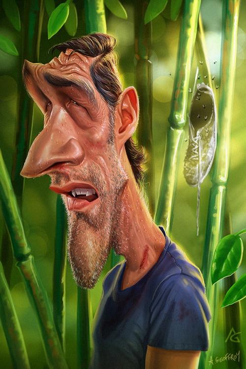 Художник-карикатурист Anthony Geoffroy (75 работ)