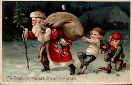 Рождественские открытки 2012 (85 работ)