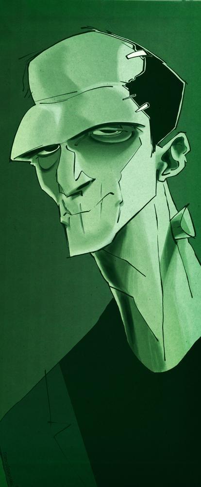 Художник-иллюстратор Franco Spagnolo (85 работ)