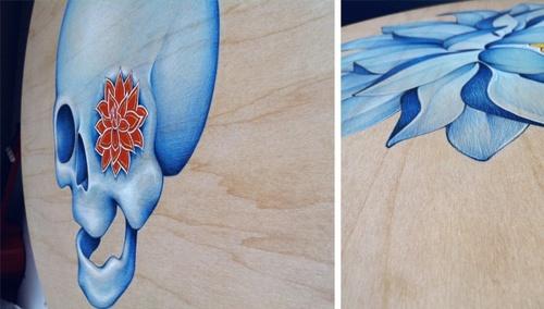 Художница из Новой Зеландии Джина Киль (Gina Kiel) (75 работ)