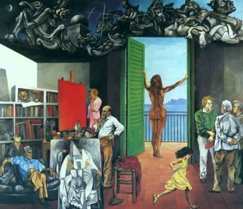Творчество Ренато Гуттузо (44 работ)