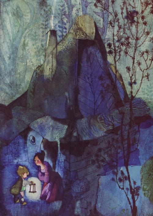 Иллюстратор Jiri Trnka (Иржи Трнка) (111 работ)