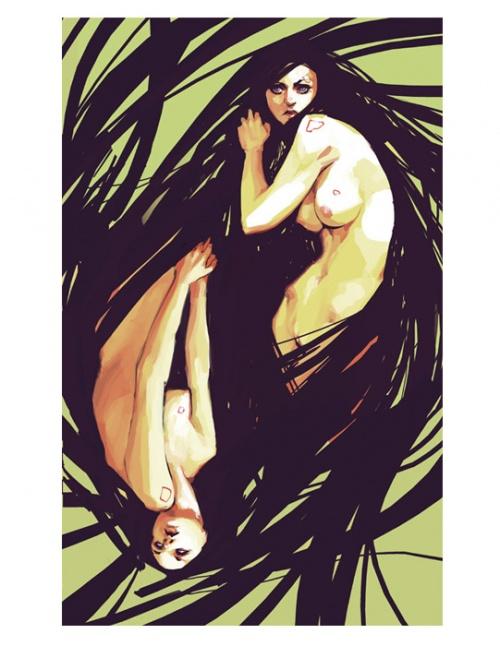 Художник Jace Wallace (Wakkawa) (172 работ)