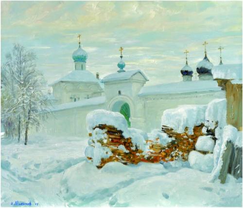 Живопись - Олег Молчанов (97 работ)