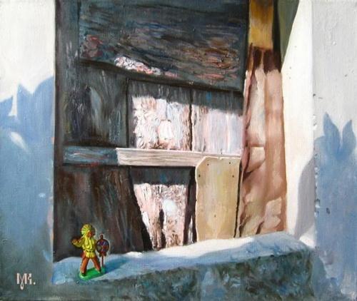 Украинский художник Константин Могилев (128 работ)